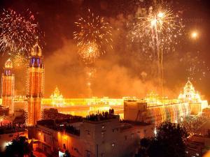 Sivakasi Fireworks Capital India