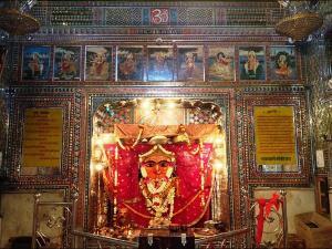 Temple A Powerful Goddess Known As Banashankari Shakambari