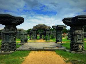 Warangal Fort Umtold Story Kakatiyas