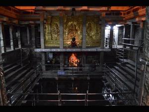 Dakshina Mukha Nandi Teertha Kalyani Kshetra Bengaluru