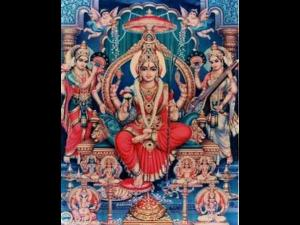 Tripura Sundari Divine Abode Lord Vishnu S Sister