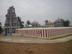 Akshayapureeswarar Temple Temple Where Shani Received Bles