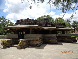 Eye Catching Carvings Siddheshwara Temple Haveri
