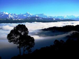 Uttarakhand Godland Which Is Well Known Beautiful Hill Sta