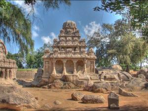Interesting Pancha Rathas Mahabalipuram