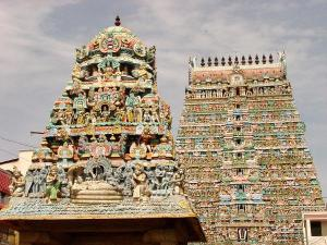 Sarangapani Biggest Vishnu Temple Kumbakonam