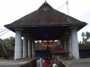 Thiruvanchikulam Mahadeva Temple