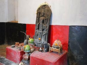 Dharmaraja Temple The Temple God Death