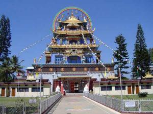 Bylakuppe Discovering Piece Tibet Karnataka