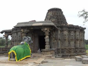 Temple Doddabasappa Forgotten Treasure Chalukyas