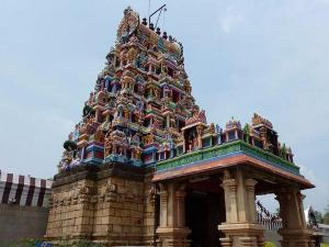 The Legend Perur Pateeswarar Temple
