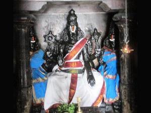 Sundaravarada Perumal Temple Uthiramerur
