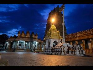 Two Ancient Ineresting Virupaksha Temples Karnataka