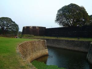 Travel The Majestic Palakkad Fort Kerala