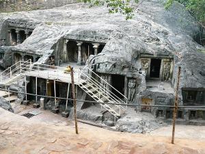 Bhairavakona Cave Temple