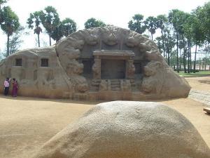 Trip Mahabalipuram Cave Temple