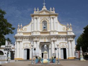 Places Visit Pondicherry