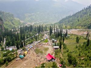 A Four Day Exciting Trek Patalsu Peak Himachal Pradesh