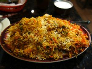 This Hotel Is Famous The Delicious Biryani Taste