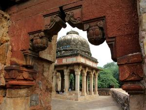 Mehrauli Archaeological Park Hidden Jewel Box Delhi