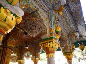 The Holy Nizamuddin Dargah Delhi