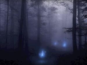 Aleya Ghost Lights