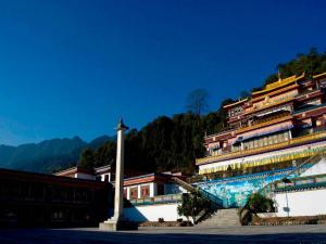 Monasteries North East India