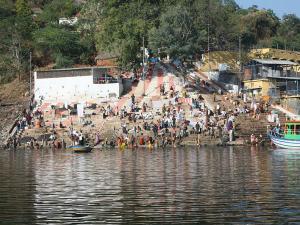 Srisailam Wondrous World On The Banks Krishna