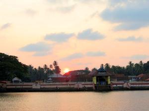 The Holy Abode Rama At Thriprayar