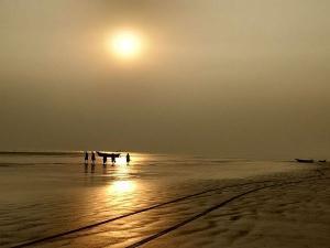 Hide And Seek Beach Orissa