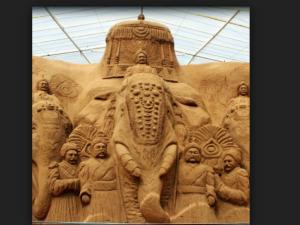 Sand Sculpture Museum Mysore