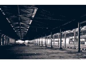 Began Kodor Railway Station