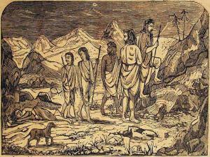 Satopanth Trek Himalaya