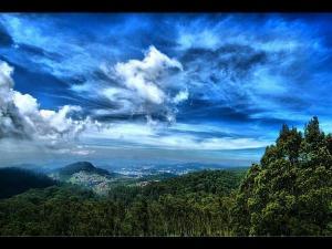 A Big Hill Tamil Nadu