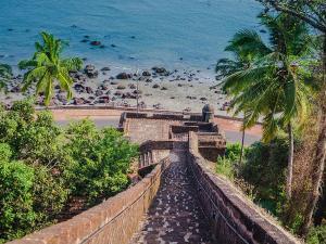 Popular Forts Goa