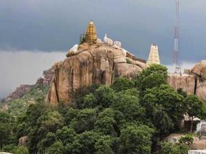 Lord Venkateshwara Manyamkonda