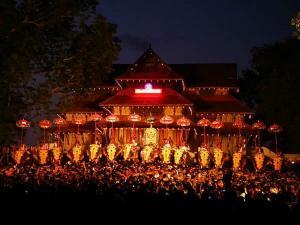 Thrissur Celebration Kerala