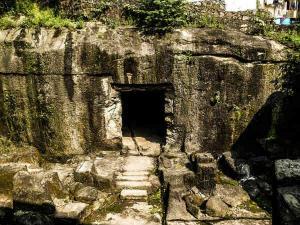 Jogeshwari Cave Temple