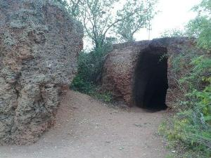 Pandavas Caves Paddampuram