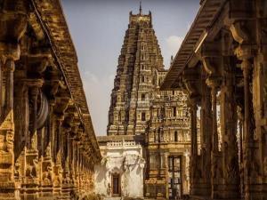 Hampi S Famous Temples
