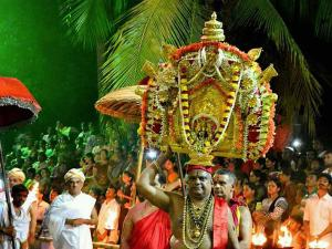 Places Visit Dharmasthala