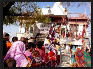 Ma Tharini Temple