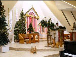 Best Places India Celebrate Christmas