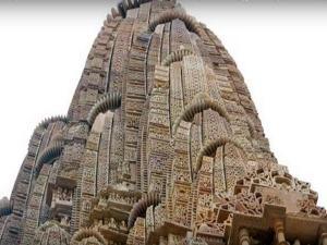 Matangeshwara Temple Khajuraho