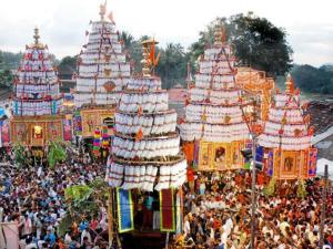A Fusion Of Traditions Kalpathi Ratholsavam At Palakkad