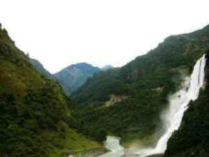 Most Famous Waterfalls India