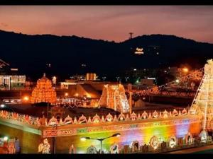 Beautiful Tourist Spots Tirupati