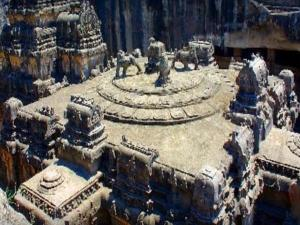 Visit Once Kailasa Temple