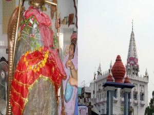 Shiv Mandir Kathgarh This Temple Has A Large Shivalinga