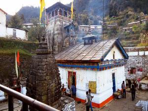 Triyuginarayan Temple Where Shiva Married Parvati